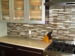 Malta Kitchen Backsplash Pebble Tile Installation At The Five Elements - Kitchen with backsplash