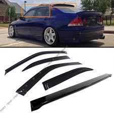 lexus is300 nz for 2001 05 lexus is300 glossy black rear roof spoiler wing