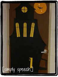 halloween door decorations mummy