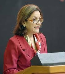 El dictamen fue leído por Elba Rosa Pérez Montoya, miembro del CC y jefa del Departamento ... - elba_rosa