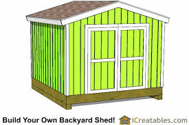 How To Build A Storage Shed Plans Free by 10x10 Shed Plans Storage Sheds U0026 Small Horse Barn Designs