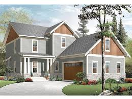 Two Story Craftsman House Plans Two Story House Plans 2 Story Craftsman Home Plan 027h 0338 At