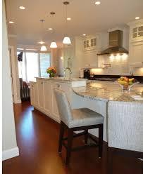 kitchen inexpensive diy narrow solid wood kitchen island table