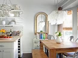 Tiled Kitchen Table by Kitchen Table Design U0026 Decorating Ideas Hgtv Pictures Hgtv