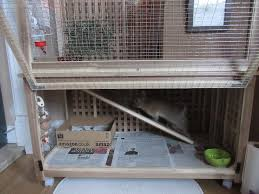 the bunny palace indoor rabbit cage ikea hackers ikea hackers
