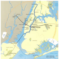 Brooklyn New York Map by Nyc 2012 Imagining The Olympic Games In New York City New York