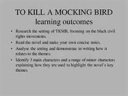 To Kill A Mocking Bird Essay and Questions  Expository Writing  Open Discussion  and Free Essays and Papers