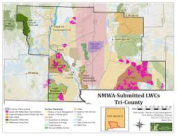 New Mexico County Map Blm Maps New Mexico My Blog