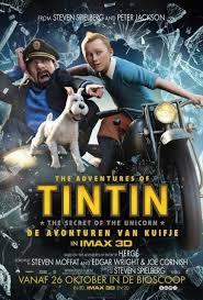 Las aventuras de Tintin El secreto del Unicornio (2011)