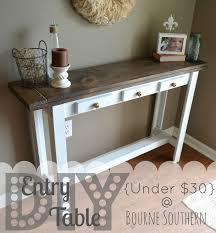 White Entryway Table by Best Innovative Small Entryway Table Decor 996