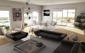 black and white interior design concept sambeng home interior with