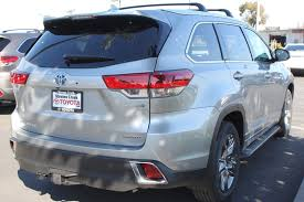 lexus at stevens creek service new 2017 toyota highlander hybrid limited platinum sport utility