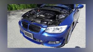 2011 bmw 335i xdrive blue for sale foreign motorcars inc quincy