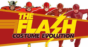 Flash Halloween Costumes Evolution Flash Infographic Halloween Costumes Blog
