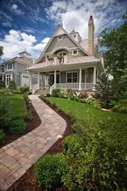 Nantucket Style Homes by Chicago Illinois Exterior Architectural Photography Luxury Custom