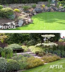 garden rockery ideas how to create a beautiful hillside garden sloping garden