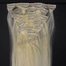 Human Hair Glue In Extensions by 30 Inch 60 White Blonde Clip In Human Hair Extensions 11pcs