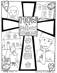 28 follow jesus coloring page pics for gt jesus calls disciples