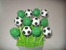 Cake Pops Halloween Ideas by Best 25 Soccer Cake Pops Ideas On Pinterest Soccer Ball Cake
