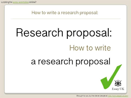 How to make a thesis proposal presentation   metricer com How to make a thesis proposal presentation