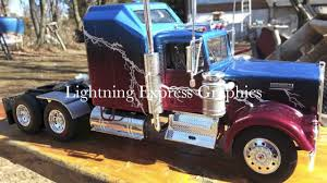 kenworth truck models plastic model trucks youtube