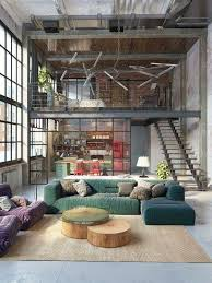 Modern Living Room For Apartment Best 25 Warehouse Living Ideas On Pinterest Loft Industrial