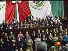Perredistas en Palacio Legislativo
