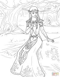 zelda coloring page printable zelda coloring pages for kids