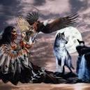 indianer wolf