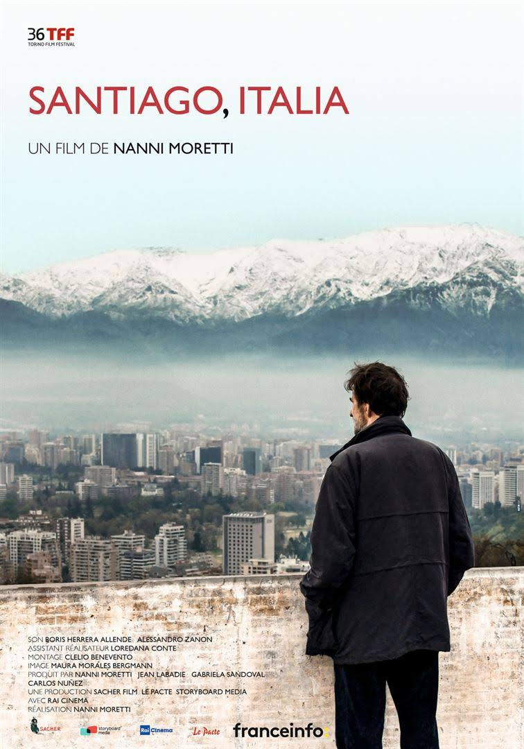 """Résultat de recherche d'images pour """"Nanni Moretti santiago italia"""""""