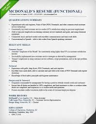 Examples Of Professional Summary For Resume by How To Write A Qualifications Summary Resume Genius