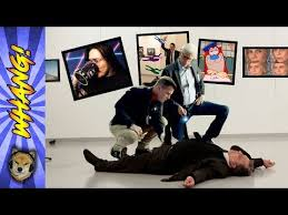 NOTHING EVER HAPPENS   Russian Ambassador to Turkey Assassination a Staged Conspiracy    Whang