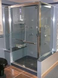 trendy shower enclosure glass 68 shower door glass cleaning hard