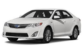 2014 toyota camry hybrid new car test drive