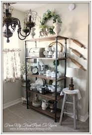 Kitchen Shelf Decorating Ideas Best 25 Farmhouse Rolling Pins Ideas On Pinterest Rustic