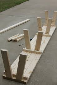 Basic Wood Bench Plans by Best 25 Outdoor Benches Ideas On Pinterest Outdoor Seating