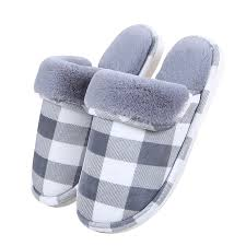 online get cheap mens plaid slippers aliexpress com alibaba group