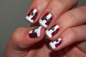 kelsie u0027s nail files 12 days of christmas nail art challenge