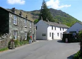 This is an image of Rosthwaite on the Coast To Coast Walk in Walks In Tameside.