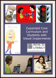 An introduction to the Expanded Core Curriculum for students who