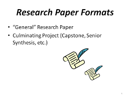 How to organize research paper metricer
