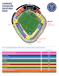 Map Pricing Pricing U0026 Seat Map New York City Fc