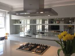 Kitchens Images Mirrored Kitchen Splashbacks Saligo Design Presents A Stunning