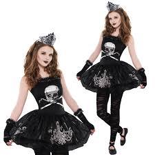Girls Zombie Halloween Costumes Girls Zombie Black Swan Ballerina Zomberina Gothic Halloween Fancy