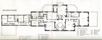 East Wing Floor Plan by Half Pudding Half Sauce