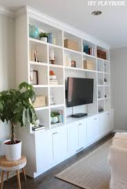 Best  Built In Wall Units Ideas On Pinterest Built In - Family room wall units