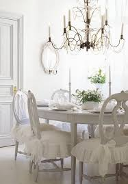 White Shabby Chic Chandelier by 35 Beautiful Shabby Chic Dining Room Decoration Ideas Listing More