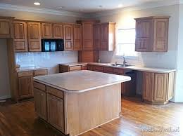 How To Clean Painted Kitchen Cabinets Painting Kitchen Cabinets White Beneath My Heart