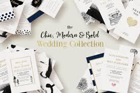 Editable Wedding Invitation Cards Free Diy Wedding A Design Guide For Brides Creative Market Blog