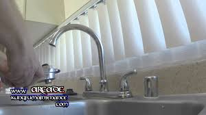 how to remove uninstall or change out kitchen faucet water filters